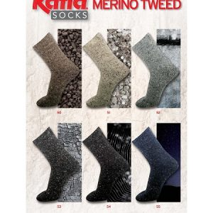 Merino Tweed Socks