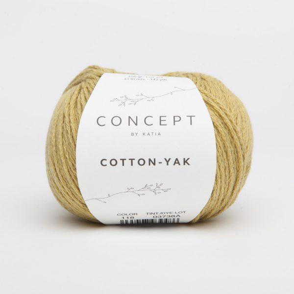 COTTON YAK 118