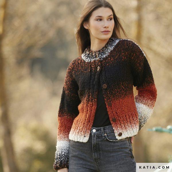 patron-tejer-punto-ganchillo-mujer-chaqueta-otono-invierno-katia-6139-12-g